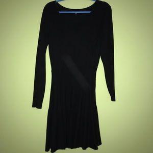 Apt9 Black Stretch Dress 0913